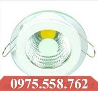 Đèn LED Âm Trần R4 COB 6W
