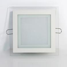 Giá bán Đèn led âm trần viền kính vuông 12W - TTP-KV02(Trắng)