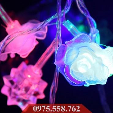 Đèn LED Dây Kiểu 7 Màu