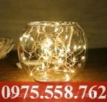 Đèn LED Dây Kiểu Màu Vàng