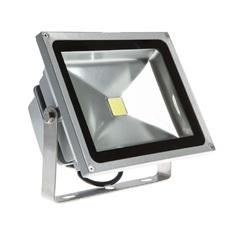 Giá bán Đèn led pha 50W H075 (Bạc)