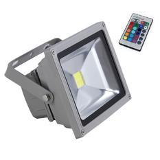 Giá bán Đèn Led pha đổi màu có điều khiển 30W LPDM30