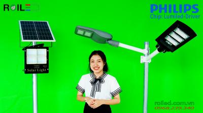 Đèn năng lượng mặt trời Huế