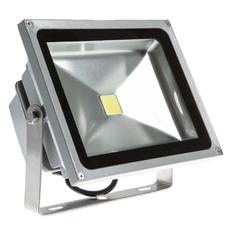 Giá bán Đèn Pha Led 30W Loại cao cấp sáng trắng (Xám)