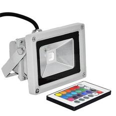 Giá bán Đèn pha Led RGB có điều khiển RINOS RN10WRGB