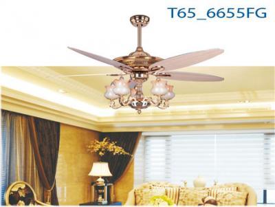Đèn Quạt Trần Cổ Điển -TH6655