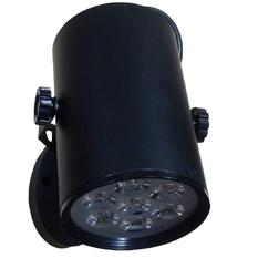 Giá bán Đèn Ray ánh sáng vàng LED 7W (Đen)