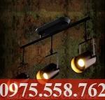Đèn Sắt Nghệ Thuật THCN 16