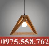 Đèn Thả Gỗ THCN 163