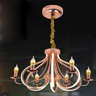 Giá bán Đèn thả Led NKTH285-6-6