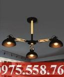 Đèn Thả Sắt Nghệ Thuật THCN184