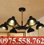 Đèn Thả Sắt Nghệ Thuật THCN185