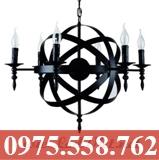 Đèn Thả Sắt Nghệ Thuật THCN74