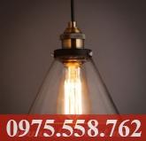 Đèn Thả Thủy Tinh THCN 11A