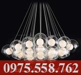 Đèn Thả Thủy Tinh THCN 36B