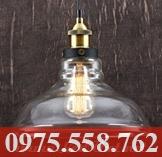 Đèn Thả Thủy Tinh THCN 68