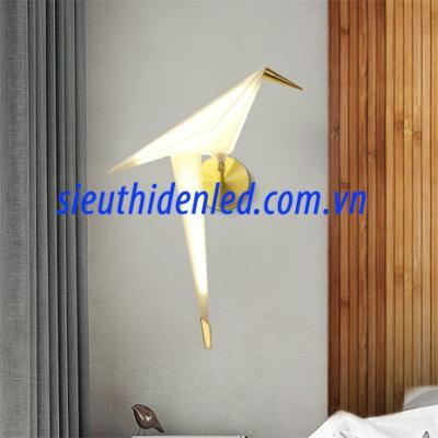 Đèn tường chim hạc DL8017