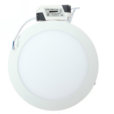 Giá bán Dimmable 21W LED Surface Panel Wall Ceiling Down Light Lamp 85-265V Cool White (Intl)