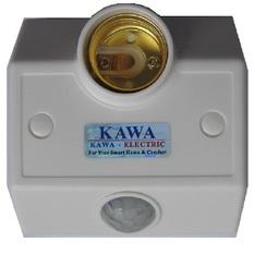 Giá bán Đui đèn cảm ứng Kawa SS681 (Trắng)