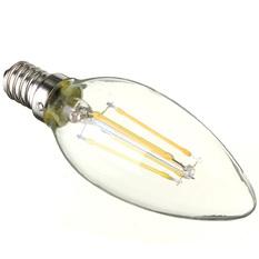 Giá bán E14 Edison COB LED Light Warm White (Intl)