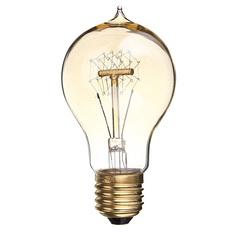 Giá bán E27 60W A19 Edison  220V