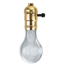 Giá bán Edison E26/E27 Screw Bulb Gold With Switch (Intl)