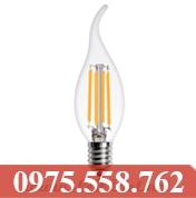LED Nến Edison C35 4W