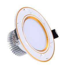 Giá bán New LED Tube Light Ultrathin Room Ceiling Lamp Energy Saving Anti-Fog 2# (Intl)