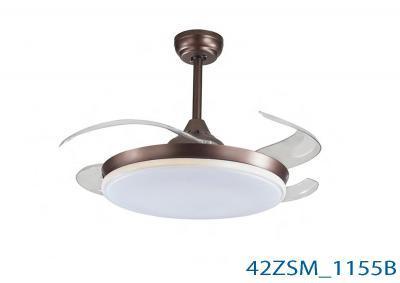 Quạt đèn acrylic cánh cụp-TH1155B