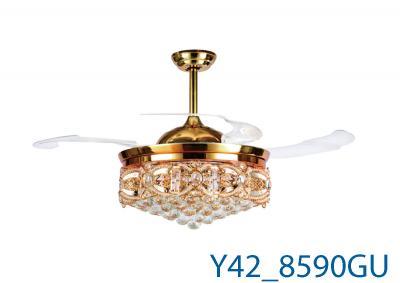 Quạt Trần Kết Hợp Đèn -TH8590