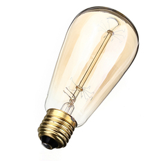 Giá bán Vintage Antique Edison Style Filamnet Bulb (Clear) (Intl)