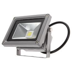 Giá bán White Power LED Flood Wash Light Projection Lamp 10W Aluminum 800LM (Intl)
